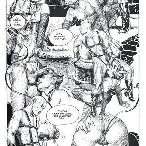 Bruno Coq Comics Viscious Circle gallery image-022