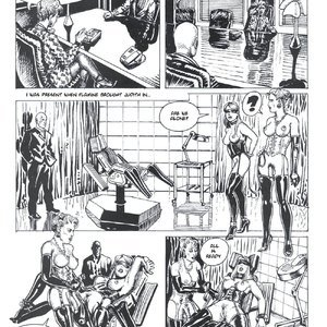 Bruno Coq Comics Viscious Circle gallery image-033