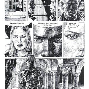 Bruno Coq Comics Viscious Circle gallery image-037