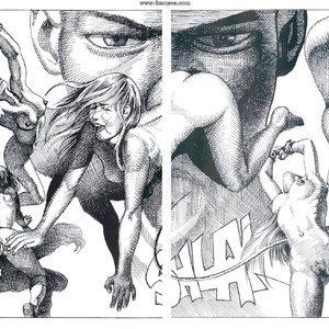 Bruno Coq Comics Viscious Circle gallery image-046