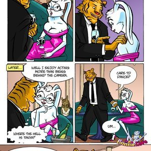 Burnt Toast Media Comics Bunnie Love 6 - Old flames die hard gallery image-032