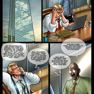 Revenge Cagri Comics