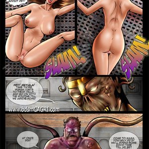 Cagri Comics Star Preys 2 gallery image-013
