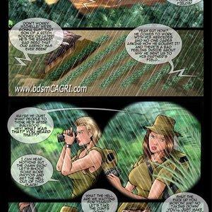 Trapped Agents (Cagri Comics) thumbnail