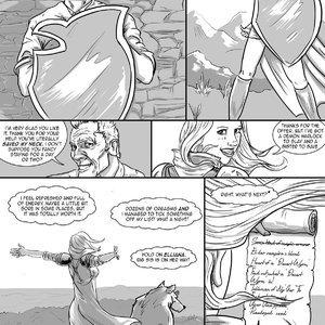 Adventures of Alynnya Slatefire - Issue 01 image 020