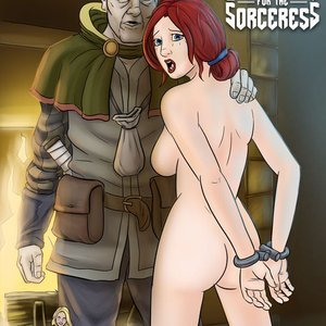 Triss Merigold – Sanctuary for the Sorceress CallMePlisskin Comics