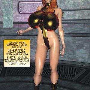 Captured-Heroines Comics Good Intentions gallery image-001