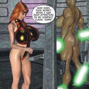 Captured-Heroines Comics Good Intentions gallery image-005