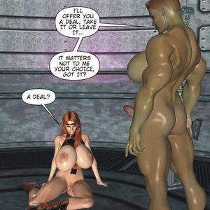 Captured-Heroines Comics Good Intentions gallery image-013