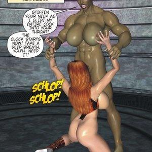 Captured-Heroines Comics Good Intentions gallery image-015