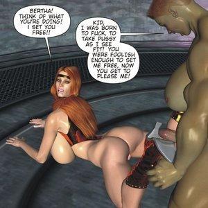 Captured-Heroines Comics Good Intentions gallery image-018
