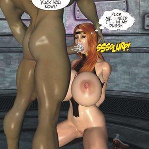 Captured-Heroines Comics Good Intentions gallery image-027