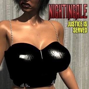 Nightingale – Justice is Served (Captured-Heroines Comics) thumbnail