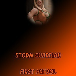 Storm Guardian - First Patrol comic 001 image
