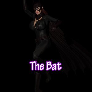 The Bat Captured-Heroines Comics