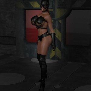 The Bat - Cumback comic 001 image