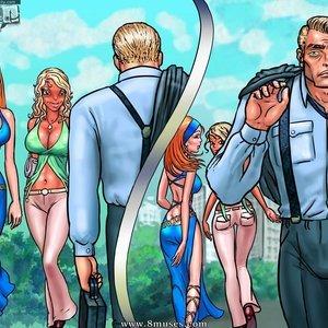 Comix 11 Cartoon Reality Comics