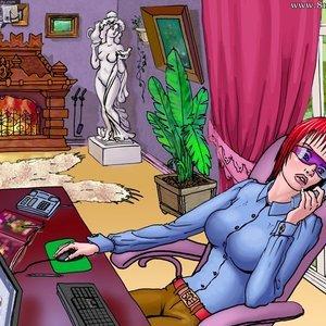 Comix 28 Cartoon Reality Comics
