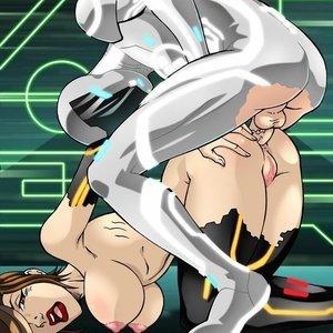 Tron Uprising Sex Comics