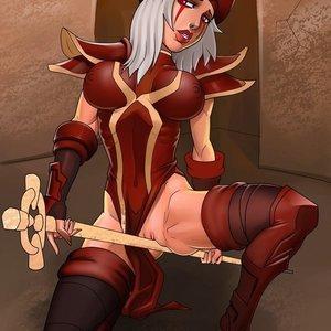 Cartoon Reality Comics World of Warcraft gallery image-005