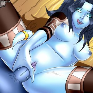 Cartoon Reality Comics World of Warcraft gallery image-008