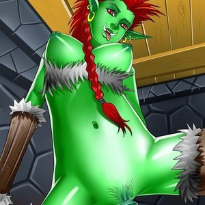 Cartoon Reality Comics World of Warcraft gallery image-009
