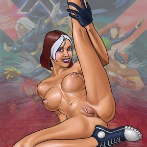 Cartoon Reality Comics X - Men gallery image-002