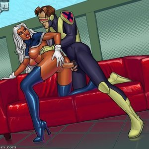 Cartoon Reality Comics X - Men gallery image-004