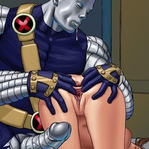 Cartoon Reality Comics X - Men gallery image-006