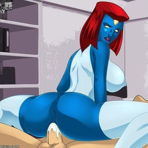 Cartoon Reality Comics X - Men gallery image-026
