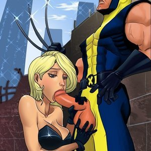 Cartoon Reality Comics X - Men gallery image-031