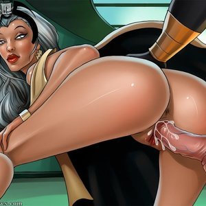 Cartoon Reality Comics X - Men gallery image-038