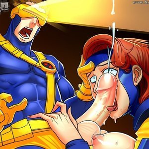 Cartoon Reality Comics X - Men gallery image-048
