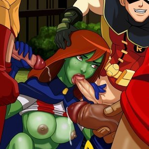 Cartoon Reality Comics Young Justice gallery image-032