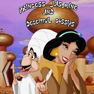 Princess Jasmine and Deceitful Cartoon Valley