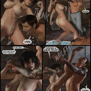 Central Comics Mamba - Issue 1 - Part 15 gallery image-005