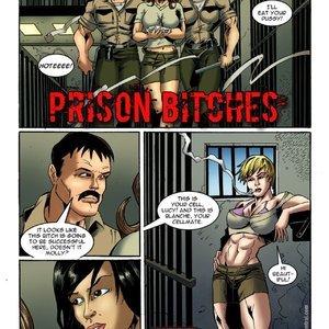 Prison Porn Comic