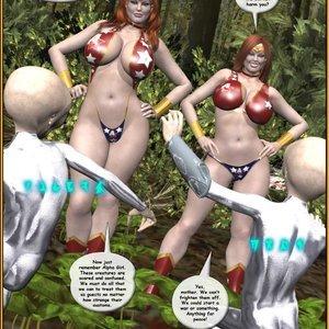 Central Comics Halloween 2014 - Alien Encounter gallery image-006