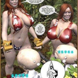Central Comics Halloween 2014 - Alien Encounter gallery image-009