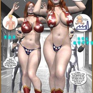 Central Comics Halloween 2014 - Alien Encounter gallery image-010