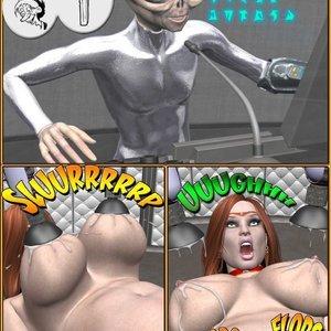 Central Comics Halloween 2014 - Alien Encounter gallery image-019