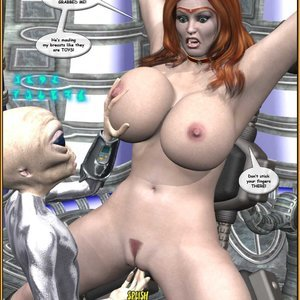Central Comics Halloween 2014 - Alien Encounter gallery image-025
