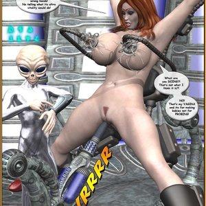 Central Comics Halloween 2014 - Alien Encounter gallery image-027