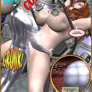 Central Comics Halloween 2014 - Alien Encounter gallery image-032
