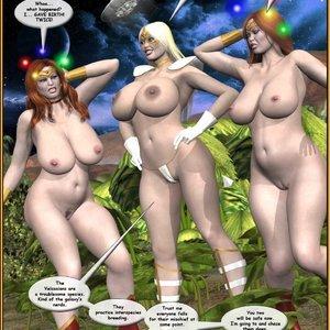 Central Comics Halloween 2014 - Alien Encounter gallery image-050