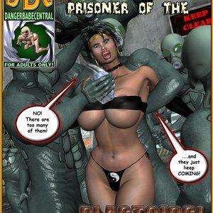 Kim Li – Prisoner of the Plastoids Central Comics