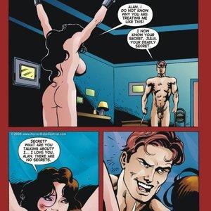 Black Widows Secret Central Comics