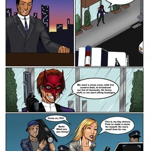 Central Comics Breaking News gallery image-002