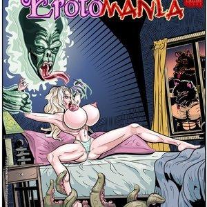 Erotomania Central Comics