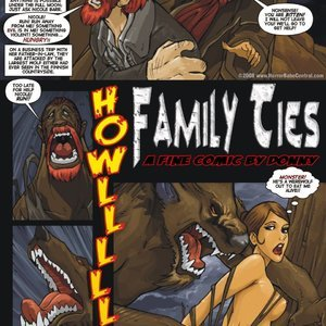 Family Ties Central Comics